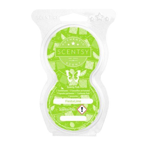 Fiesta Lime Scentsy Pod
