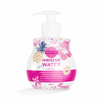 Hibiscus Water Hand Soap