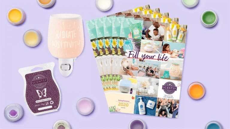 Join Scentsy For Only £24