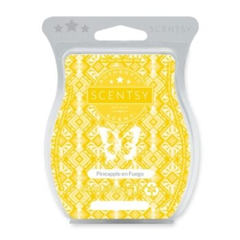 Pineapple en Fuego Scentsy Bar
