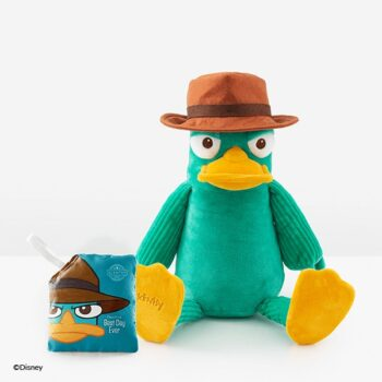 Perry the Platypus – Scentsy Buddy with a Phineas & Ferb: Best Day Ever Scent Pak