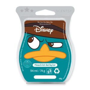 Phineas & Ferb: Best Day Ever – Scentsy Bar