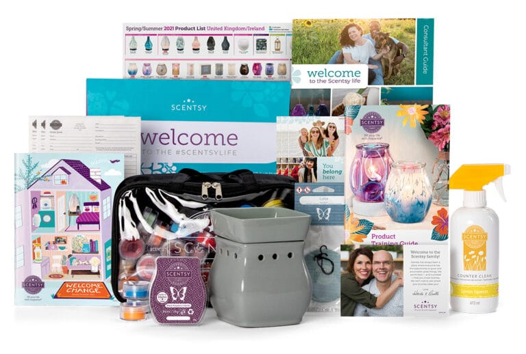Join Scentsy UK For Less With The Host Starter Kit
