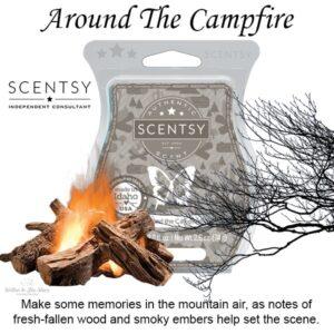 Around the Campfire Scentsy Bar