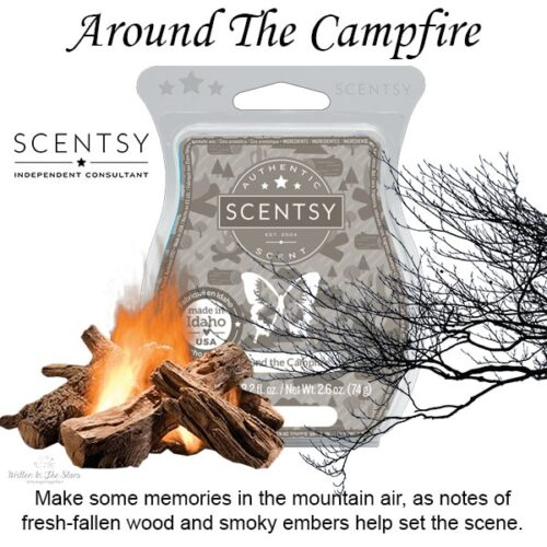 Around the Campfire Scentsy Bar