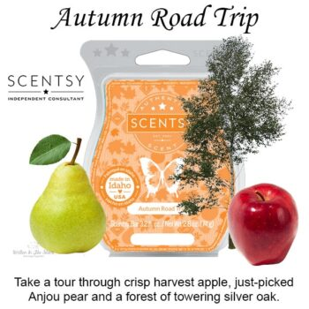 Autumn Road Trip Scentsy Bar