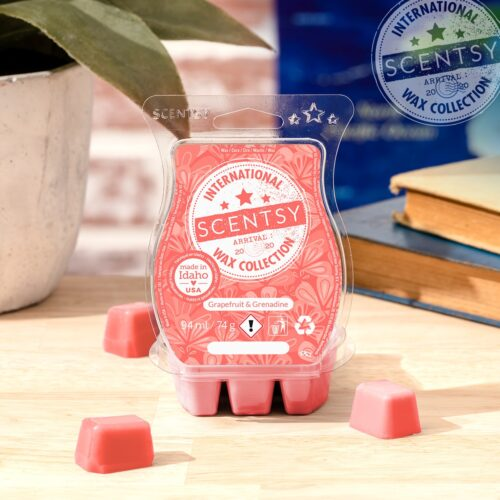 Grapefruit & Grenadine Scentsy Bar