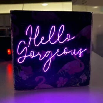 Hello, Gorgeous! Scentsy UK Warmer