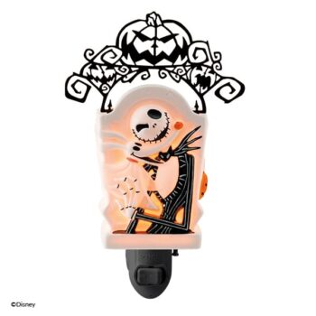 Jack Skellington Pumpkin King Scentsy Mini Warmer