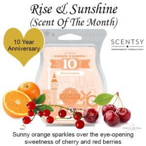 Rise & Sunshine 10 Year Anniversary