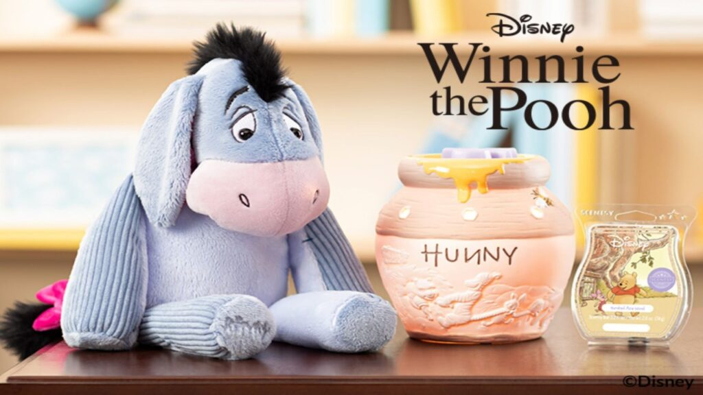 Scentsy Disney Explore the Hundred Acre Wood Collection!