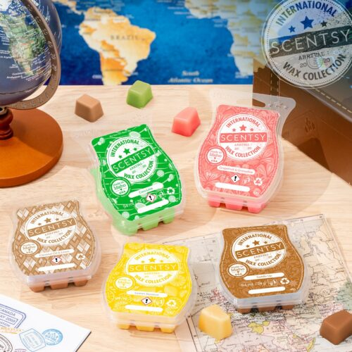 Scentsy International Collection launches 13 July