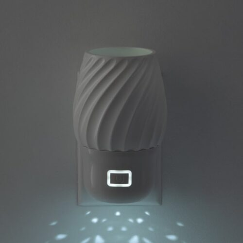 Swivel Wall Fan Diffuser with Lights Real Life