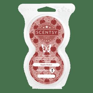 Apple Pickin' Scentsy Pod Twin Pack