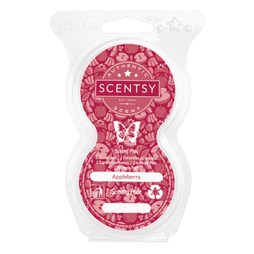 Appleberry Scentsy Pod Twin Pack