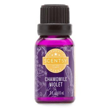 Chamomile Violet Natural Oil Blend