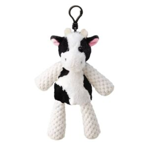 Clover the Cow Buddy Clip + Black Raspberry Vanilla Fragrance