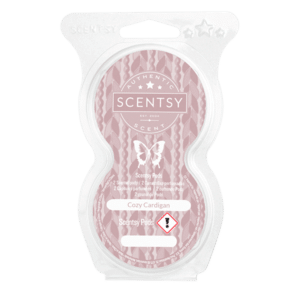 Cozy Cardigan Scentsy Pod Twin Pack