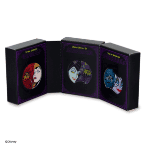 Disney Villains – Scentsy Wax Collection in collectible packaging
