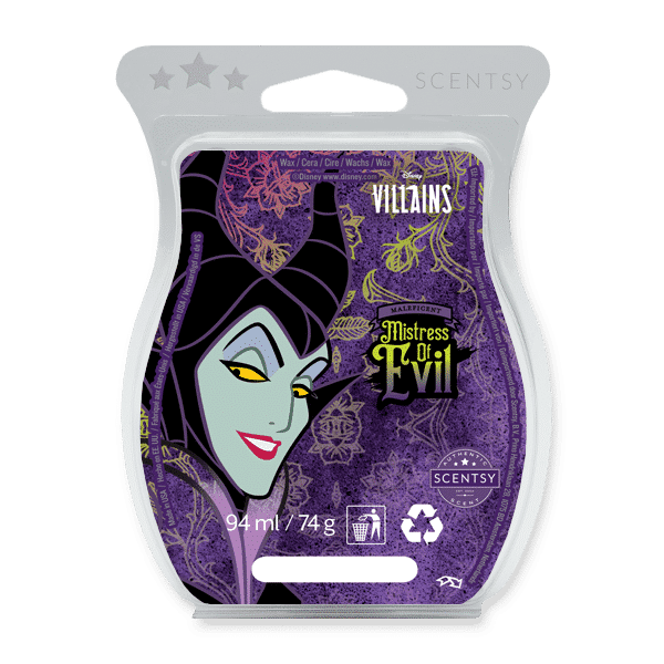 Disney Villains Maleficent Scentsy Bar
