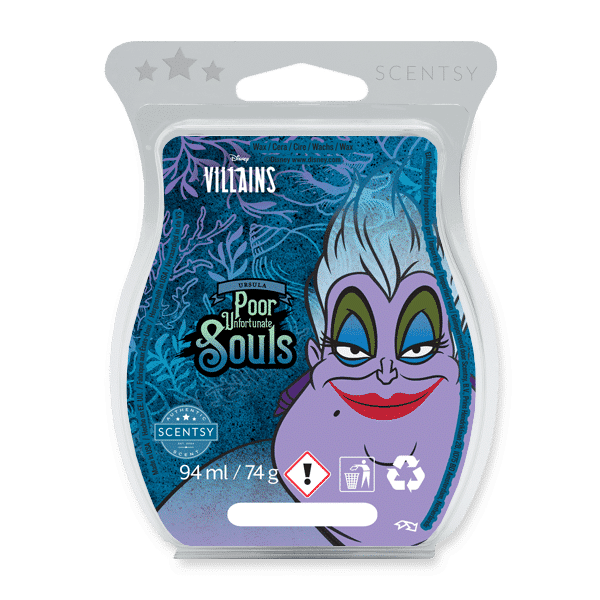 Disney Villains Ursula Scentsy Bar