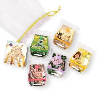 Find Your Happy! Scentsy Wax Collection