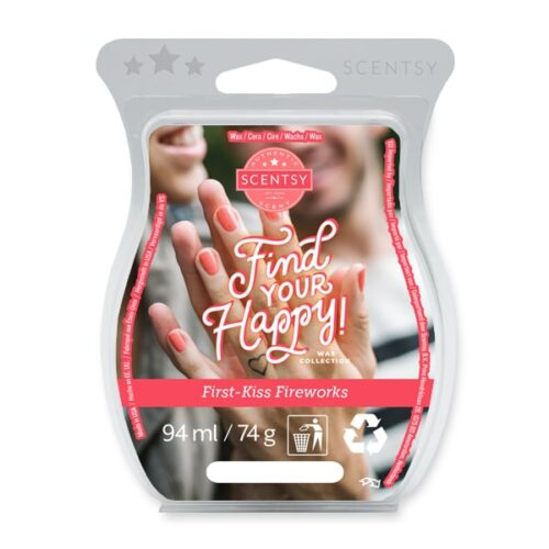 First-Kiss Fireworks Scentsy Bar