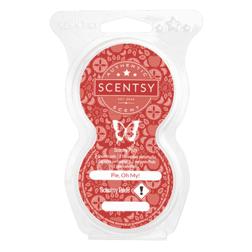 Pie, Oh My! Scentsy Pod Twin Pack