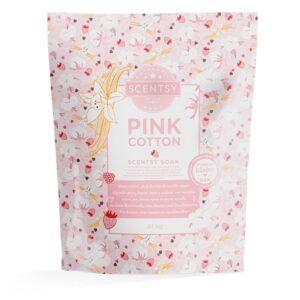 Pink Cotton Scentsy Soak