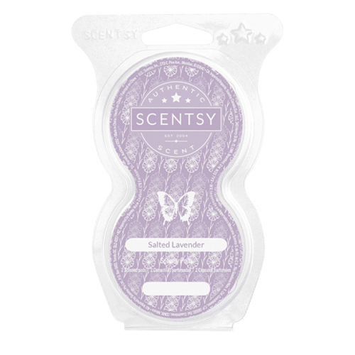Salted Lavender Scentsy Pod Twin Pack