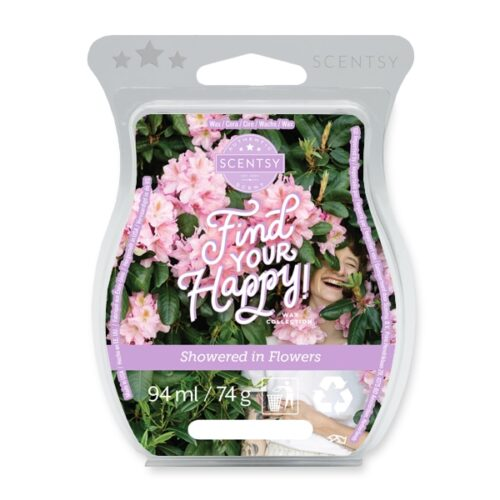 Showered in Flowers Scentsy Bar