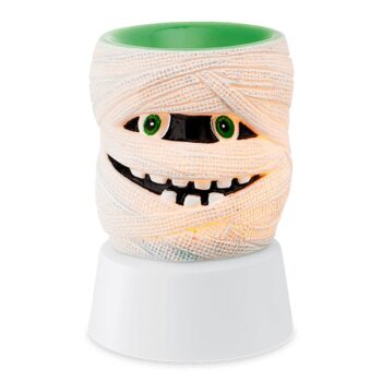 Under Wraps Scentsy Mini Warmer with Tabletop Base