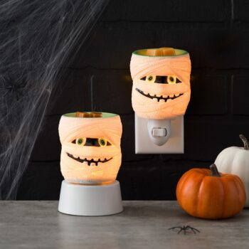 Under Wraps Scentsy Plugin Mini Warmer Styled