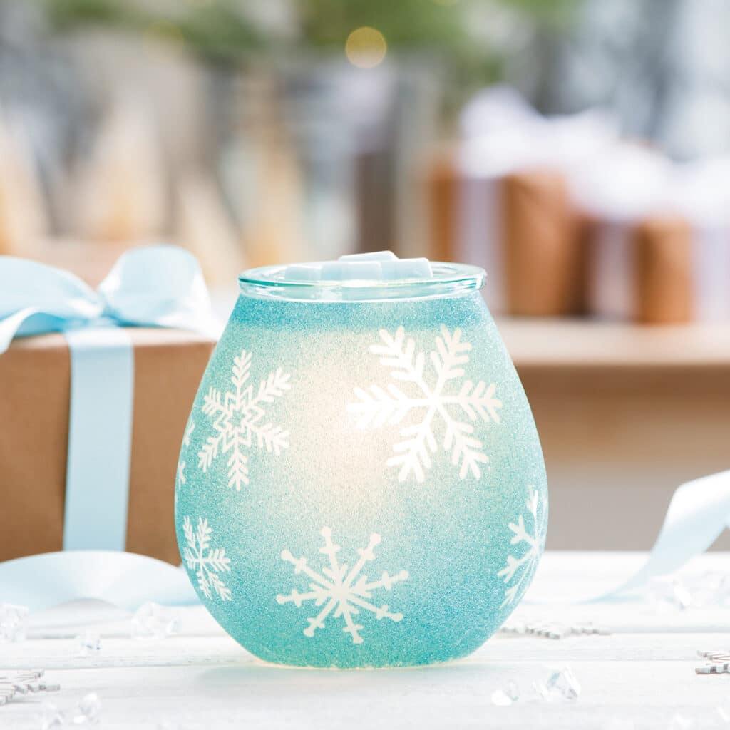 Crystallize - Blue Scentsy Warmer