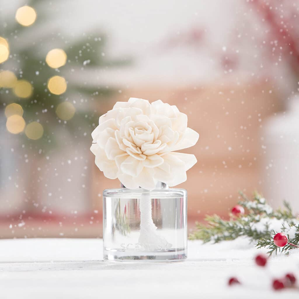 Holiday Scentsy Fragrance Flowers
