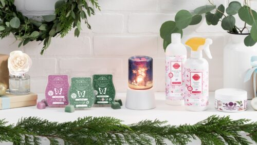 Scentsy Christmas 2020 Collection
