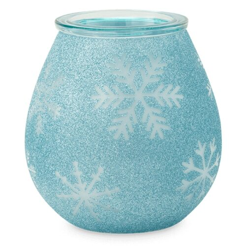 Crystallize Scentsy Warmer - Blue