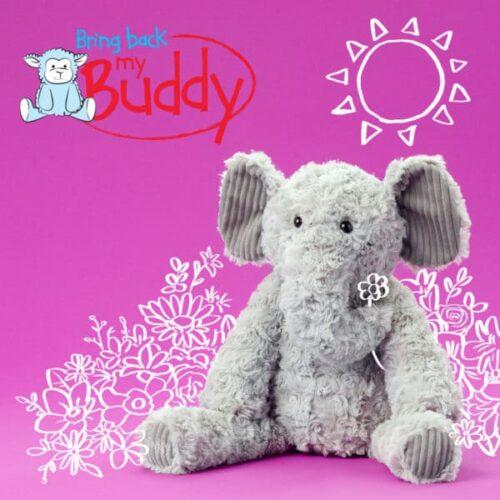 Eliza the Elephant Scentsy Buddy