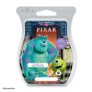 Monsters Inc.: Monstropolis – Scentsy Bar