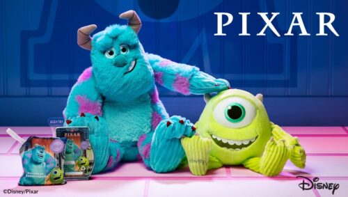 Let the scary out with Monsters, Inc.!
