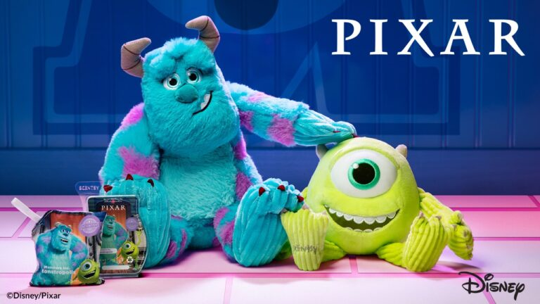 Scentsy UK Monsters, Inc.! Products