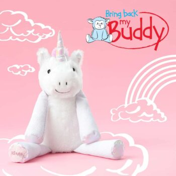Stella The Unicorn Scentsy Buddy