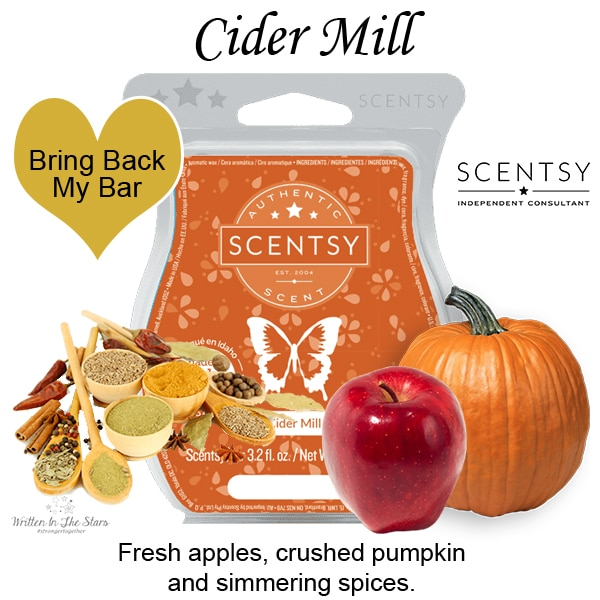 Cider Mill Scentsy Bar The Candle Boutique Scentsy Uk Consultant