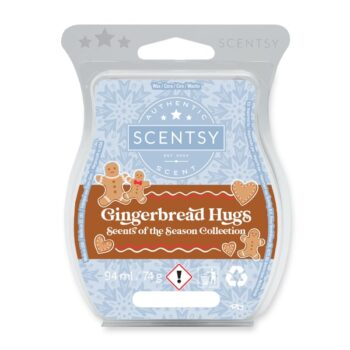 Gingerbread Hugs Scentsy Bar
