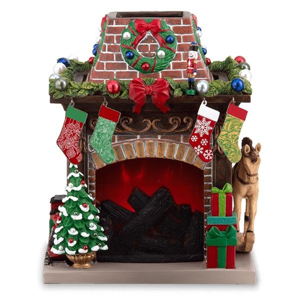 Scentsy Fireplace Warmer