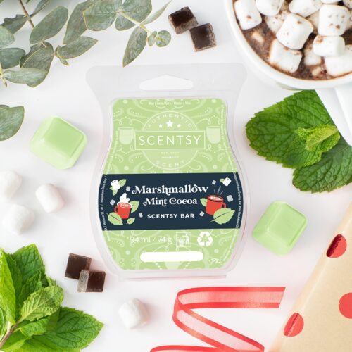 Marshmallow Mint Cocoa