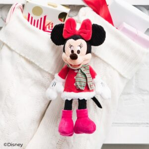 Minnie Mouse - Holiday Scentsy Buddy Clip
