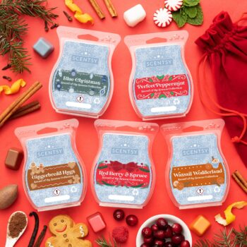 Scents of the Season Wax Collection