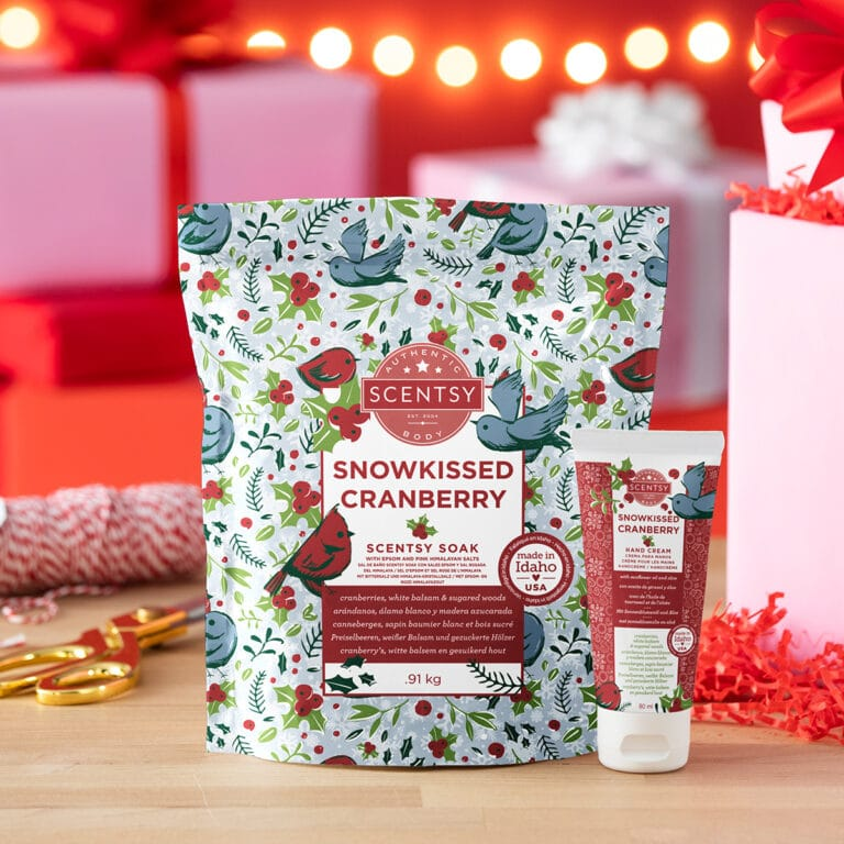 Fresh Scentsy holiday bundles are coming to town!