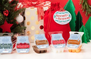 Scents of the Season are coming to town
